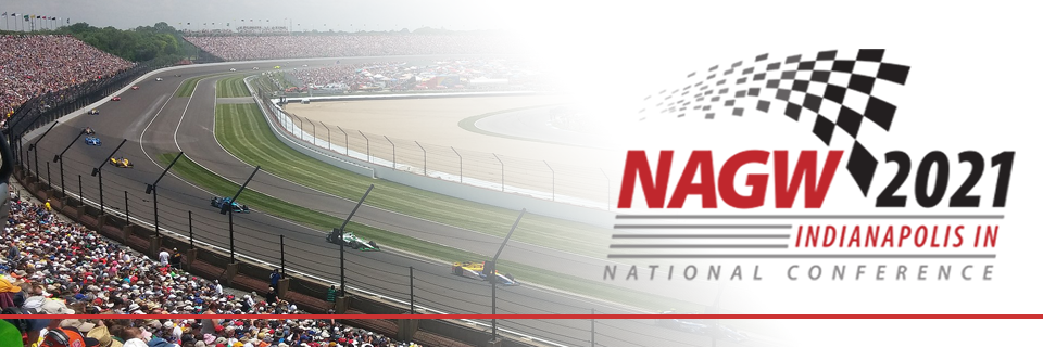 Join the Race to Indy - NAGW 2021 Conference